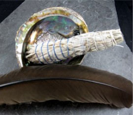 Each Smudging Kit Includes the Following;